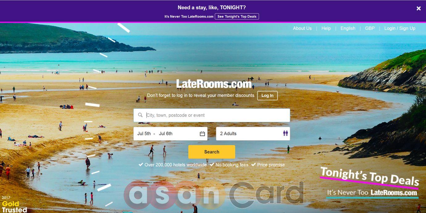 رزرو هتل از سایت بوکینگ با کارت شتاب | آسان کارت