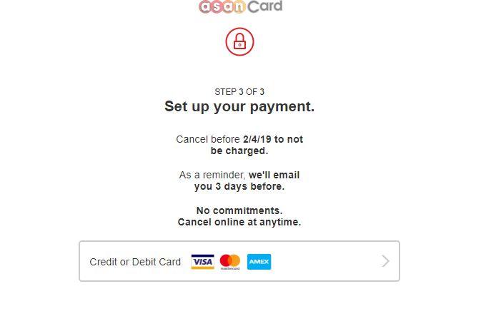 پرداخت هزینه اکانت قانونی نت فلیکس | آسان کارت