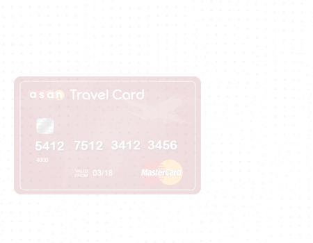 مسترکارت مسافرتی دلاری