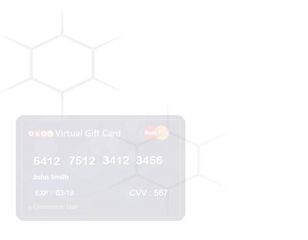 مستر کارت هدیه مجازی2