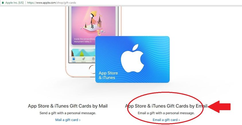 راهنمای خرید گیفت کارت اپ استور و آیتونز | آسان کارت