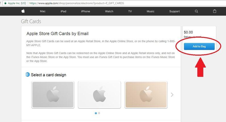 خرید کارتهدیهApp Store و آیتونز iTunes | آسان کارت
