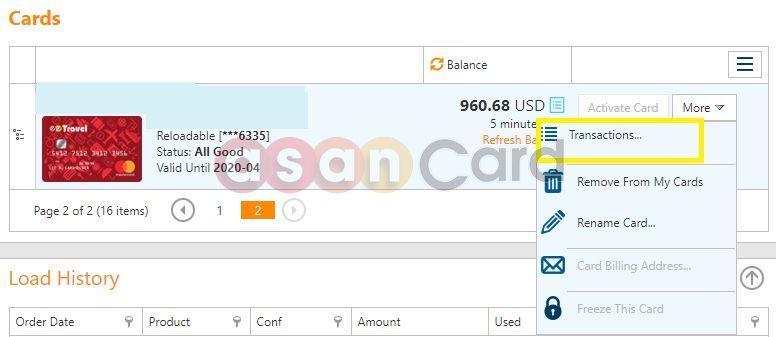 آسان کارت - انواع وضعیت های پرداخت روی پنل بانکی eMoney