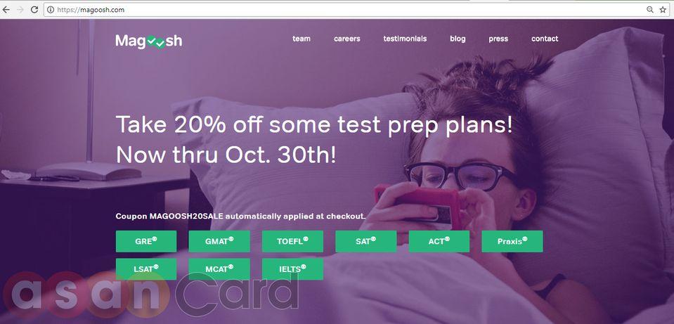 خرید و دانلود آمادگی آزمون از سایت مگوش | آسان کارت