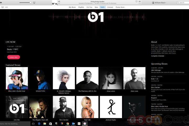 رادیو اسپاتیفای و اپل موزیک - آسان کارت