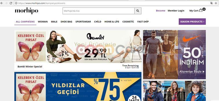 خرید اینترنتی از مورهیپو | آسان کارت